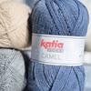 Katia Camel Socks siūlai kojinėms su kupranugario vilna