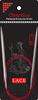ChiaoGoo virbalai su valu RED Lace