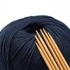 ChiaoGoo Bamboo bambukinių virbalų rinkinys kojinėms (15 cm)