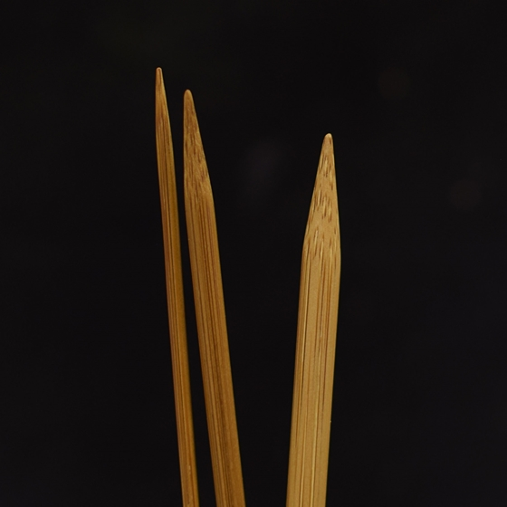 ChiaoGoo SPIN Bamboo prisukami bambukiniai virbalai (10 cm)