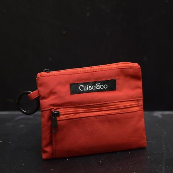 ChiaoGoo RED LACE prisukamų virbalų rinkinys Shorties (Mini)
