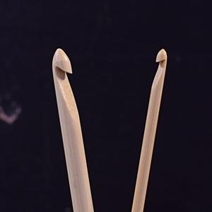 ChiaoGoo T-SPIN prisukami bambukiniai tunisietiški vąšeliai