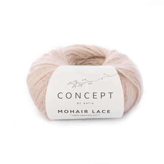 Mohair Lace  (301 Beige)