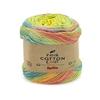 Fair Cotton Craft (602 - Yellow-Green-Blue-Rose)
