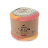 Fair Cotton Craft (503 - Beige-Pistachio-Green-Blue-Yellow-Orange-Coral-Red)