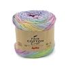Fair Cotton Craft (603 - Rose-Mauve-Light yellow-Green)