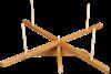 ChiaoGoo siūlų vyniotuvas sruogoms (yarn swift)