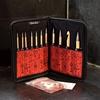 ChiaoGoo T-SPIN prisukamų bambukinių tunisitieškų vąšelių rinkinys