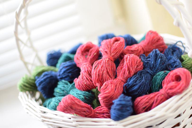 Kiek siūlų reikia megztiniui?