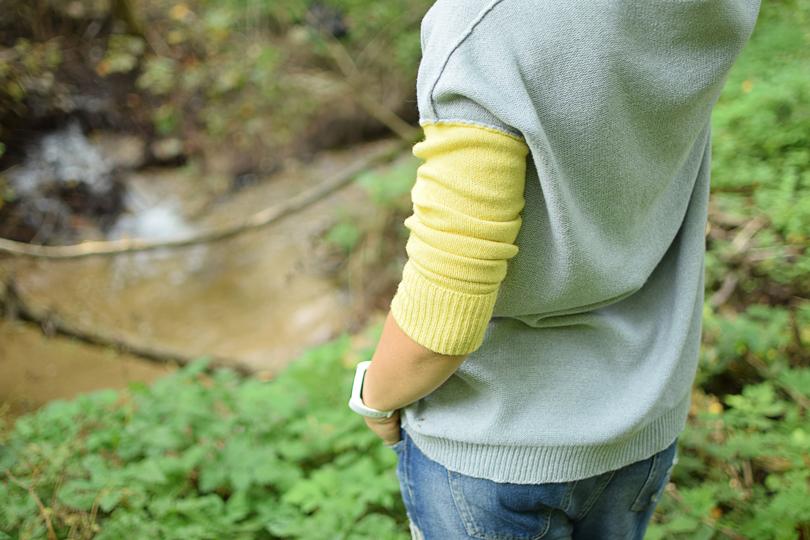 Tobulas megztinis rudenėjantiems orams