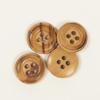 DROPS medinės sagos (15 mm)