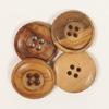 DROPS medinės sagos (20 mm)