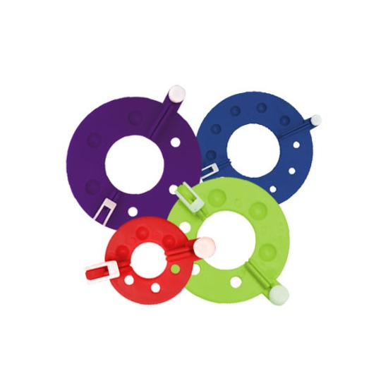 KnitPro PomPom Rejoice įrankis siūlų kamuoliukų/bumbulų gamybai