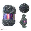 OPAL Sinfonie der Träume 4-ply spalvoti mezgimo siūlai kojinėms