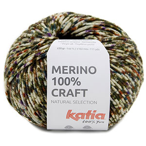 204 - Green-Lilac-Terra brown