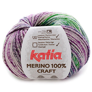 305 - Lilac-Green-Grey