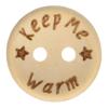 "Medinė saga ""Keep me warm"""