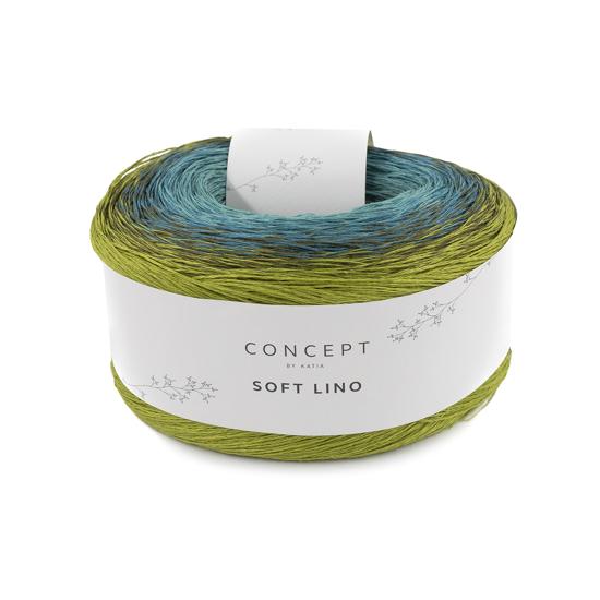 Katia Soft Lino 100% linas